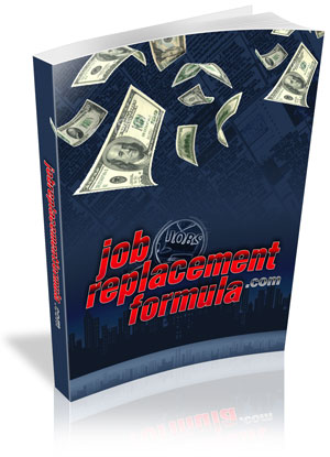 Job Replacement Formula by Sherman Choo